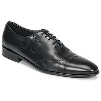 Topánky Muži Richelieu So Size LOJA Čierna
