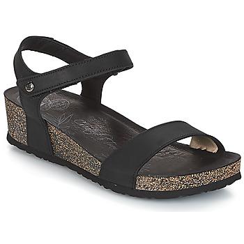 Topánky Ženy Sandále Panama Jack CAPRI Čierna