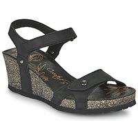 Topánky Ženy Sandále Panama Jack JULIA Čierna