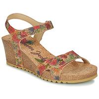 Topánky Ženy Sandále Panama Jack JULIA Béžová