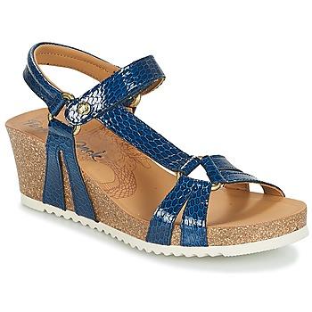 Topánky Ženy Sandále Panama Jack VIOLETTA Námornícka modrá