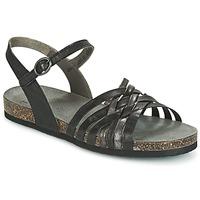 Topánky Ženy Sandále Think CLARA Čierna