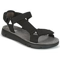 Topánky Ženy Sandále Camper ORUGA SANDAL Čierna