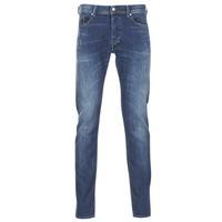 Oblečenie Muži Džínsy Slim Diesel TEPPHAR Modrá