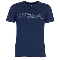 Oblečenie Muži Tričká s krátkym rukávom Diesel JAKE Námornícka modrá