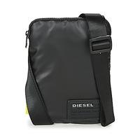Tašky Muži Vrecúška a malé kabelky Diesel DISCOVER SMALLCROSS Čierna