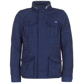 Oblečenie Muži Bundy  Scotch & Soda POLEDE Námornícka modrá