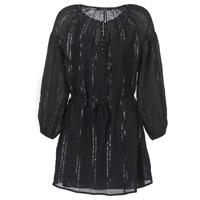 Oblečenie Ženy Krátke šaty Maison Scotch DRAGUO Čierna