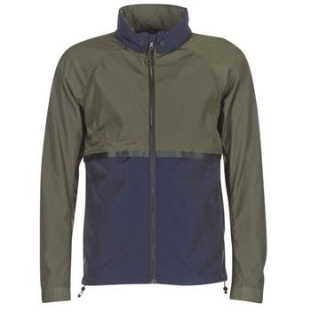 Oblečenie Muži Bundy  Scotch & Soda OFENON Námornícka modrá / Kaki