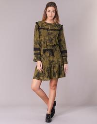 3c85b8787 Oblečenie Ženy Krátke šaty Scotch & Soda NOONPL Kaki