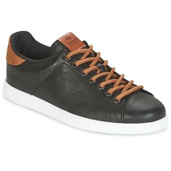 Topánky Muži Nízke tenisky Victoria DEPORTIVO PU CONTRASTE Čierna