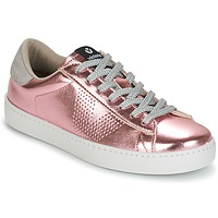 Topánky Ženy Nízke tenisky Victoria DEPORTIVO METALIZADO Ružová