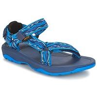 Topánky Chlapci Športové sandále Teva HURRICANE XLT 2 Modrá