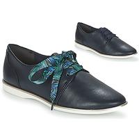 Topánky Ženy Derbie Tamaris LACAPI Námornícka modrá