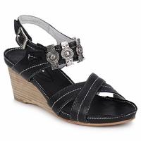 Topánky Ženy Sandále Regard REDAPI čierna