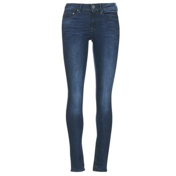Oblečenie Ženy Džínsy Skinny G-Star Raw MIDGE ZIP MID SKINNY Neutrálna