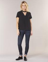 Oblečenie Ženy Džínsy Skinny G-Star Raw 5622 MID SKINNY modrá