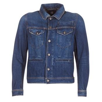 Oblečenie Muži Džínsové bundy G-Star Raw D-STAQ 3D DC S JKT Medium / Vintage / Aged