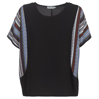 Oblečenie Ženy Blúzky Molly Bracken VEVE Čierna
