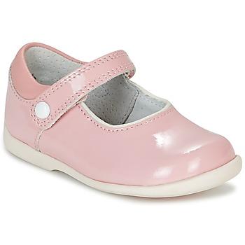 Topánky Dievčatá Balerínky a babies Start Rite NANCY Ružová