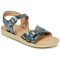 Topánky Dievčatá Sandále Start Rite SR SOFT HARPER Zelená