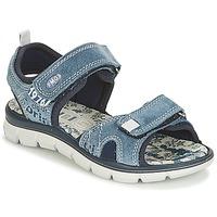 Topánky Chlapci Sandále Primigi RAPASTIC Modrá