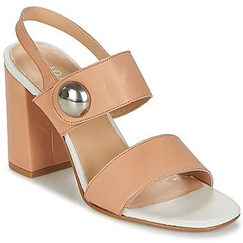 Topánky Ženy Sandále Jonak DERIKA Svetlá telová