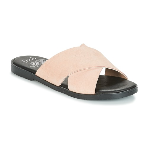 Topánky Ženy Šľapky Coolway ANDREA Ružová / Svetlá telová