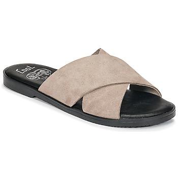 Topánky Ženy Šľapky Coolway ANDREA Hnedošedá