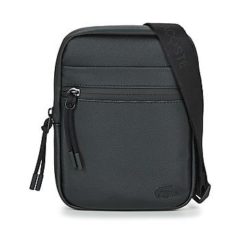 Tašky Muži Vrecúška a malé kabelky Lacoste L 12 12 CONCEPT Čierna