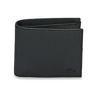 Tašky Muži Peňaženky Lacoste MEN'S CLASSIC Čierna