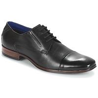 Topánky Muži Derbie Bugatti  Čierna