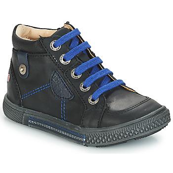 Topánky Chlapci Čižmy do mesta GBB RAYMOND Vts / Čierna