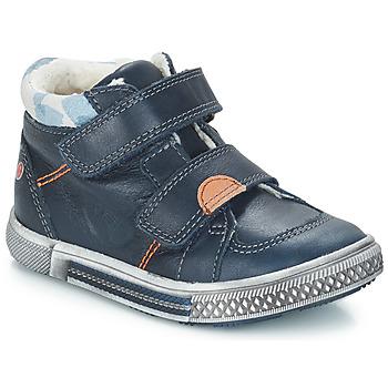 Topánky Chlapci Členkové tenisky GBB ROBERT Modrá