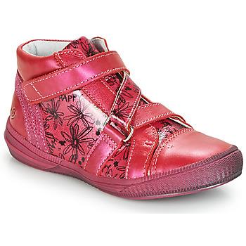 Topánky Dievčatá Členkové tenisky GBB RADEGONDE Ružová
