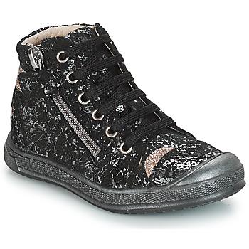 Topánky Dievčatá Členkové tenisky GBB DESTINY Čierna