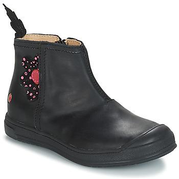 Topánky Dievčatá Tašky cez rameno GBB ROMANE Čierna
