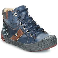 Topánky Chlapci Členkové tenisky GBB RENZO Modrá
