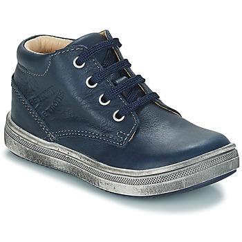 Topánky Chlapci Čižmy do mesta GBB NINO Vte   Námornícka modrá 6b8b48b41f