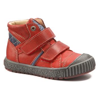 Topánky Chlapci Polokozačky Catimini RAIFORT Ružová-námornícka modrá