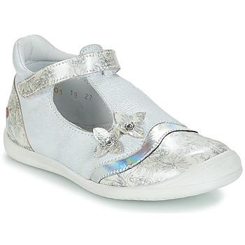 Topánky Dievčatá Sandále GBB SERENA Biela