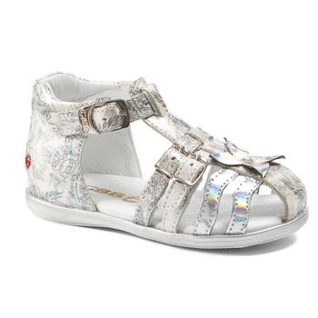 Topánky Dievčatá Sandále GBB SHANICE Perleťová