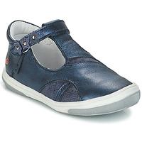 Topánky Dievčatá Sandále GBB SHAKIRA Modrá