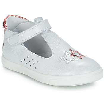 Topánky Dievčatá Sandále GBB SABRINA Biela
