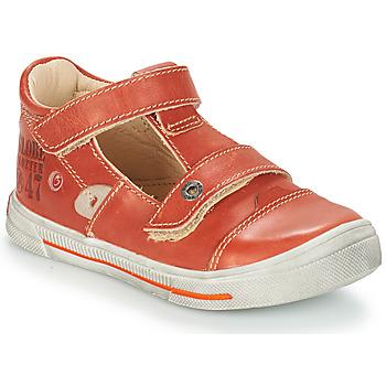 Topánky Chlapci Sandále GBB STEVE Červená