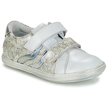 Topánky Dievčatá Nízke tenisky GBB SHEILA Biela