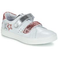 Topánky Dievčatá Čižmy do mesta GBB SANDRA Vte / Perleťová-ružová