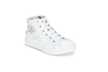 Topánky Dievčatá Členkové tenisky GBB SERAPHINE Biela
