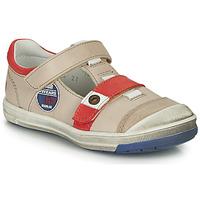 Topánky Chlapci Sandále GBB SCOTT Béžová / Červená