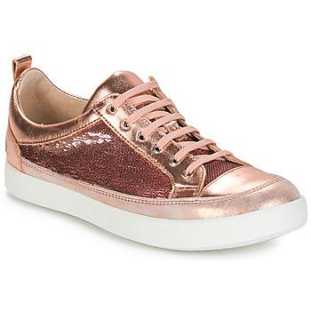 Topánky Dievčatá Nízke tenisky GBB ISIDORA Ružová
